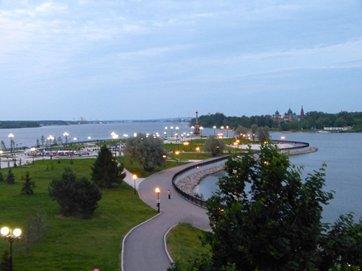 Фотография Парк и памятник 1000-летию Ярославля (Ярославль (Ярославская область))