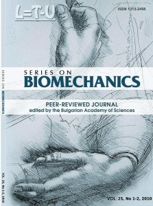 J. Series on Biomechanics, vol.25,1-2, 2010