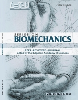 Series on Biomechanics, vol.25,3-4,2010